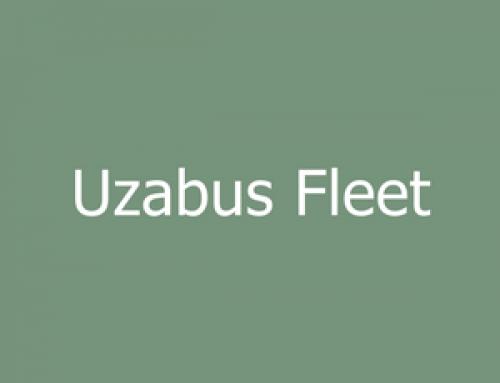 Uzabus Fleet