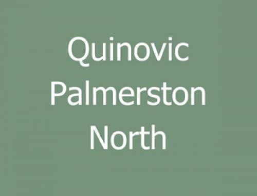 Quinovic Palmerston North