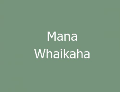 Mana Whaikaha