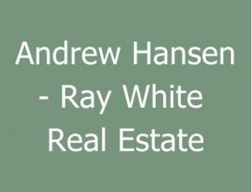 Andrew Hansen – Ray White Real Estate