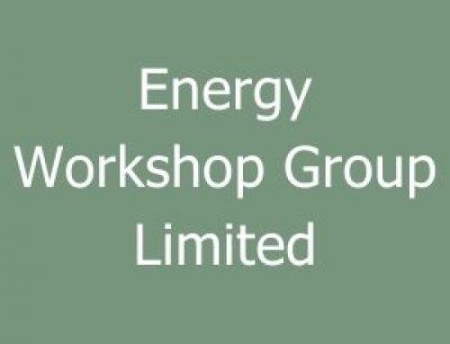 Energy Workshop Group Limited